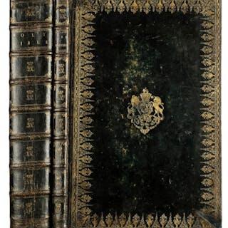 Bible [English]. The Holy Bible, 2 volumes, Oxford: John Bas