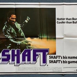Shaft Lot X 3 Shaft 1971 Shaft S Big Score 1972 Sh