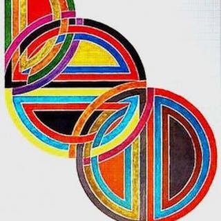 Frank STELLA MUSIC DANCE OPERA THEA-LIQUIDATION set of2