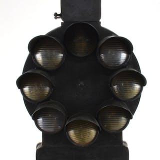 Railroad Signal Lens