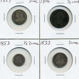 US Type Coin Collection