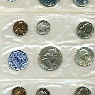 (10) U.S.Mint Proof Coin Sets