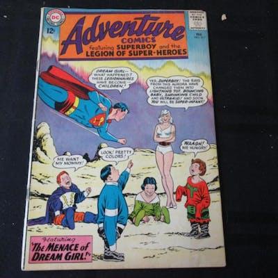 Adventure #317 1964 Superboy & Legion Super-Heroes