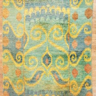 Contemporary Wool Carpet