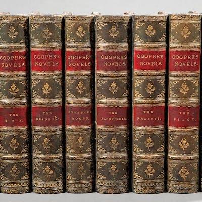 Cooper's Novels, 10 volumes