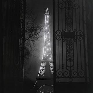 Gyula Halász Brassai, Le Tour Eiffel, Poster