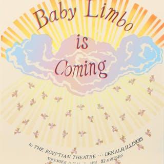 Cindy Wolsfeld, Baby Limbo is Coming, Lithograph