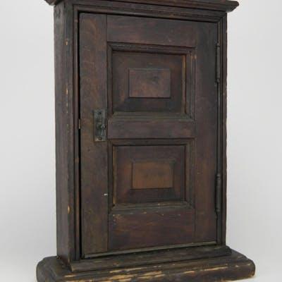 Salesman sample of a door
