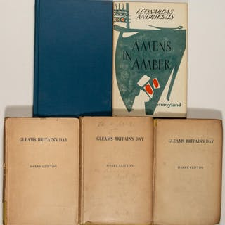 5 HARDCOVER BOOKS OF, OR RELATING TO, POETRY, Including Harr