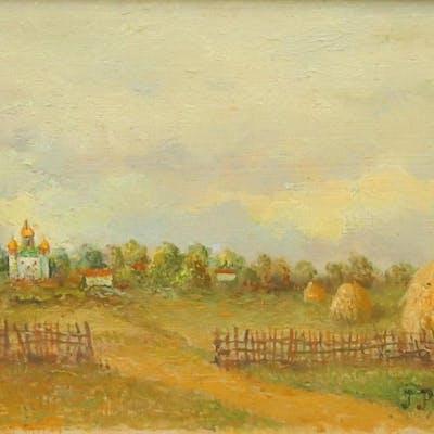 Ivan Pavlovitch Pochitonov (1850/51 - 1923/24)