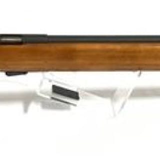 MOSSBERG MODEL 44US  22 CALIBER BOLT RIFLE SN: 106265, LYMAN