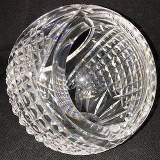 Waterford Crystal Basket