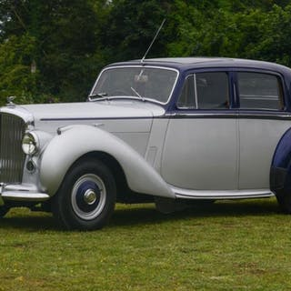 1951 Bentley Mk VI 4 Door Sports Saloon
