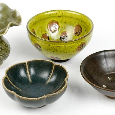 Group of Chinese Ceramics