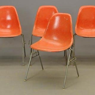 Herman Miller Stacking Chairs