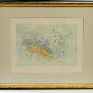 Raoul Dufy (France 1877-1953)