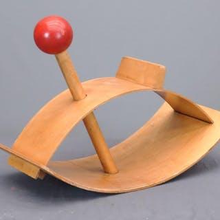 Alvar Aalto Child's Rocking Toy