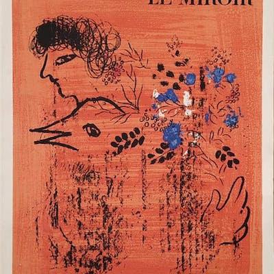 Marc Chagall 1887-1985 (Russian, French) Chagall and other painters