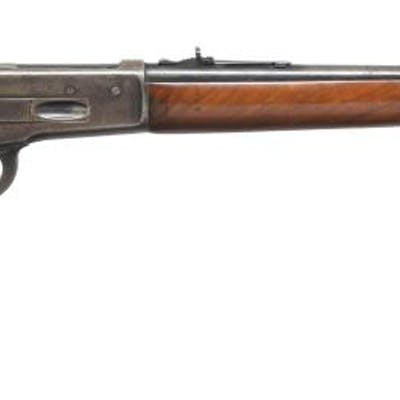 WINCHESTER 1886 LEVER ACTION RIFLE  | Barnebys