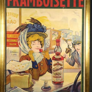 Francisco Tamagno. La Framboisette. c.1900.