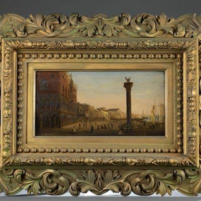 European, San Marco, 19th c., O/P