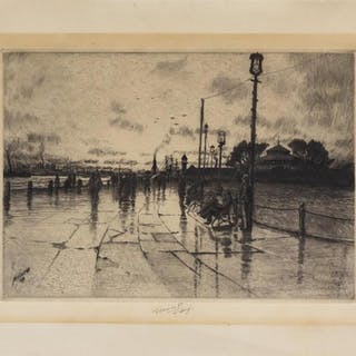 CHARLES FREDERICK WILLIAM MIELATZ, German (1864-1919), The E