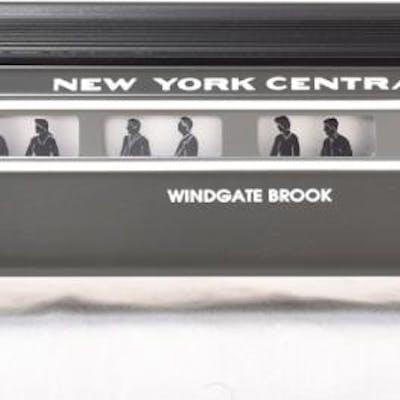 Lionel 19171 New York Central 4 car pass set