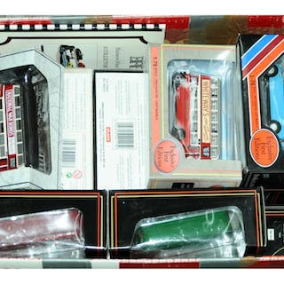EFE /76th scale Bus and Coach models - Barton – Current sales