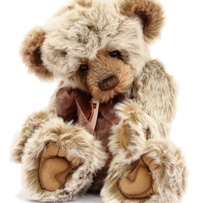 Charlie Bears William IV Plumo teddy bear, CB