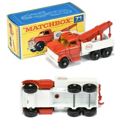 Matchbox Regular Wheels 71c Ford Heavy Wreck