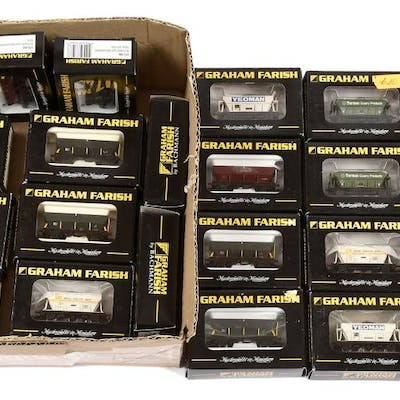 GRP inc Graham Farish (by Bachmann) N Gauge