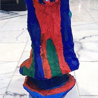 """""""Him"""" Sculpture by Bengt Lindström. Height: 50 cm"""