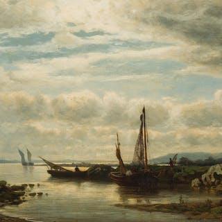 Jan Theodoor Kruseman (1835-1895 Dutch)
