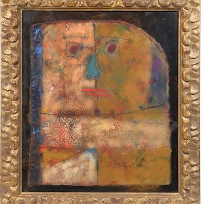 ZERO MOSTEL (NY, 1915-1977)