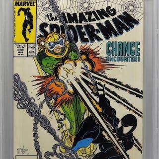Marvel Comics Amazing Spider-Man #298 CBCS 9.4