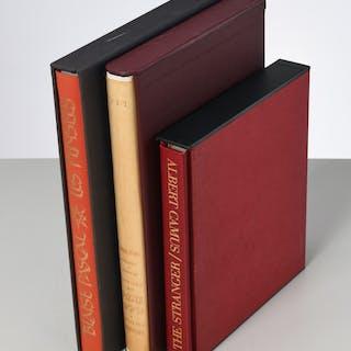 BOOKS: (3) Vols LEC, French philosophers