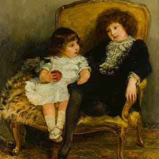 Thomas Alexander Graham (1840-1906 British)