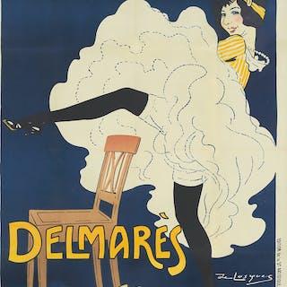 La Dame de Chez Maxim's. ca. 1910.