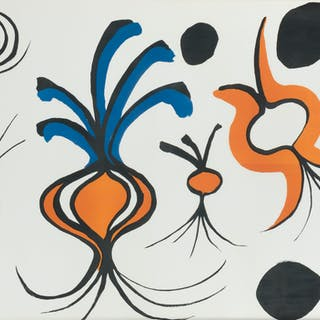 Alexander Calder (1898-1976 American)