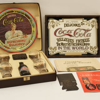 COCA-COLA EXECUTIVE COLLECTION