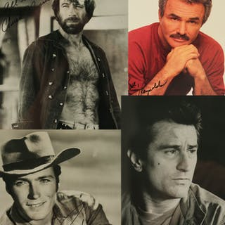 LEADING MEN OF CINEMA
