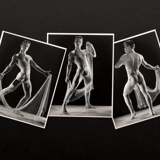 3 Nude Joe Dallesandro Photos, Bruce Bellas Archives - Bruce Bellas