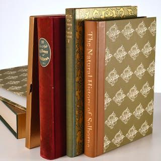 BOOKS: (3) Vols LEC, Miscellaneous titles
