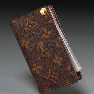 Louis Vuitton slim monogram credit card case