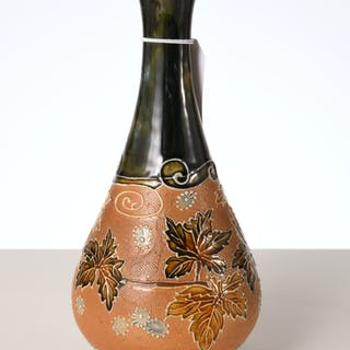 Royal Doulton Slater's stoneware vase