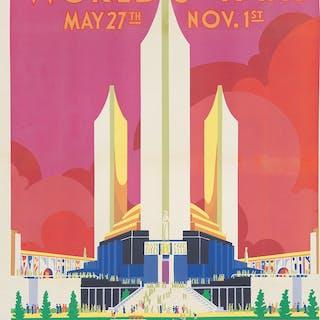 Chicago World's Fair. 1933.