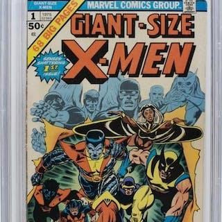 Marvel Comics Giant-Size X-Men #1 CBCS 4.0