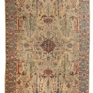 An Indian Agra rug