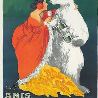 Anis del Oso. 1919.