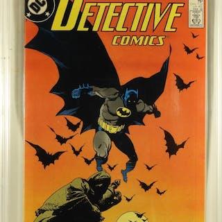 DC Comics Detective Comics #583 CBCS 9.6